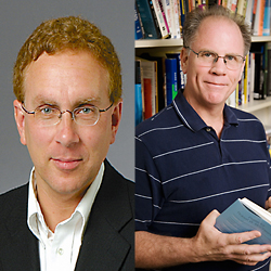 John Nichols and Robert McChesney