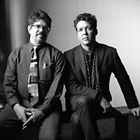 Dave and Joe Henry
