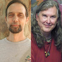 Charles De Lint and Charles Vess