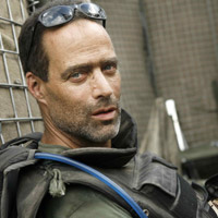Sebastian Junger in Conversation with Patricia Murphy