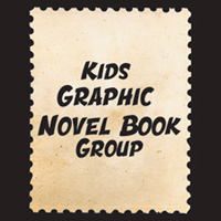 Kids Graphic Novel Book Group