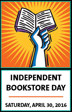 Independent Book Store Day - April 30th