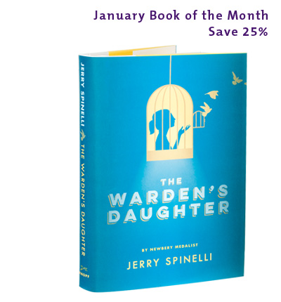 January Book of the Month: Warden's Daughter by Jerry Spinelli