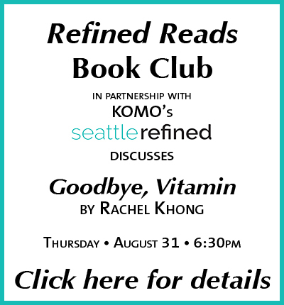 Refined Reads Book Club August 31