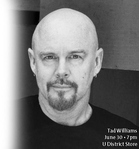 Tad Williams June 30