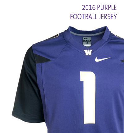 2016 Purple Football Jersey