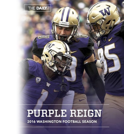 Purple Reign 2016 UW Football Season