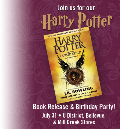 Harry Potter and the Cursed Child Boor Release Party