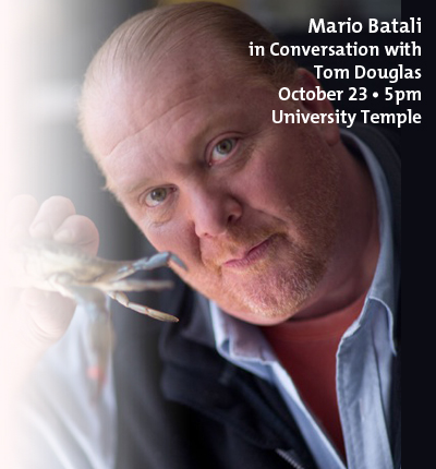 Mario Batali - October 23