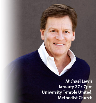 Michael Lewis - January 27