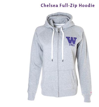 Chelsea Full-Zip Hoodie